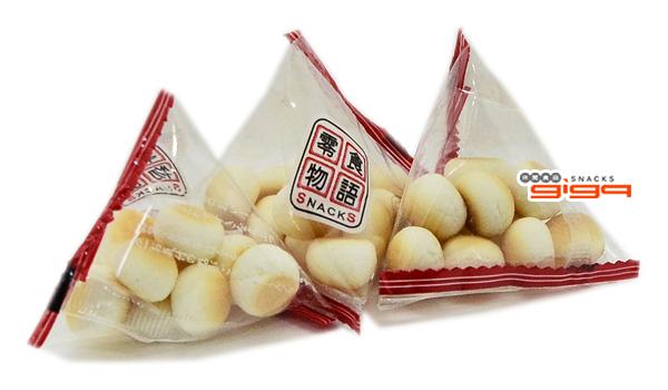 【吉嘉食品】零食物語 小饅頭(粽包) 300公克{151-710}[#300]