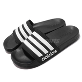 adidas 拖鞋 Adilette Shower 黑 白 運動拖鞋 男鞋 女鞋 涼拖鞋 舒適好穿【ACS】 AQ1701