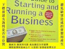 二手書博民逛書店The罕見Young Entrepreneur s Guide