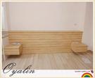 【系統家具】系統櫃 收納式床頭櫃 系統收...