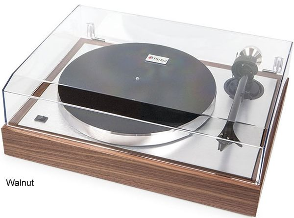 經典數位~Pro-Ject The Classic-walnut 黑膠唱盤(核桃木)