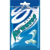 AIRWAVES無糖口香糖-超涼薄荷28g【愛買】