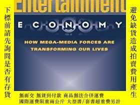 二手書博民逛書店The罕見Entertainment EconomyY256260 Wolf, Michael Crown B
