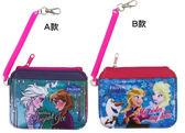 【卡漫城】 冰雪奇緣 悠遊卡套 零錢包 2款可選 ㊣版 Frozen 艾莎 Elsa 安娜 識別證卡套 卡片套