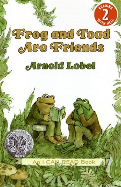 (二手書)An I Can Read Book Level 2: Frog and Toad Are Friends