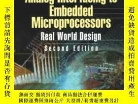 二手書博民逛書店Analog罕見Interfacing To Embedded Microprocessor Systems Se