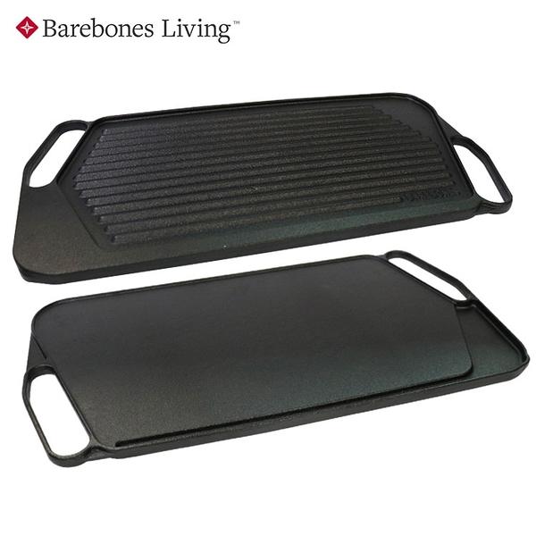Barebones 雙面鑄鐵烤盤CKW-313 / 城市綠洲(烤盤、煎牛排、煎烤兩用)