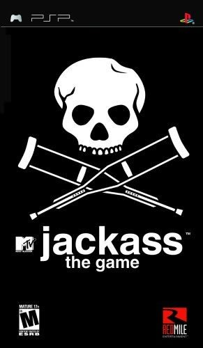 PSP Jackass: The Video Game 死蠢鬥一番(美版代購)