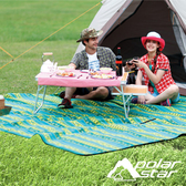 PolarStar 豪華防水野餐墊|高級植絨睡墊 (270 x 270 cm) 戶外 露營 P16740