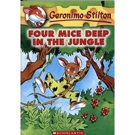【老鼠記者】# 05: FOUR MICE DEEP IN THE JUNGLE