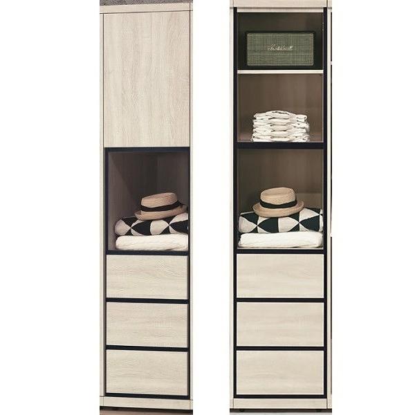 衣櫃 衣櫥 PK-152-3 韋克1.5尺衣櫃【大眾家居舘】