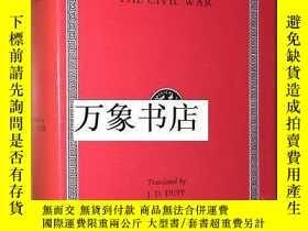 二手書博民逛書店Lucan罕見: The Civil War 內戰記 一卷全 Loeb Classical 洛布叢書 拉-英對照