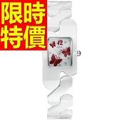 陶瓷錶-撫媚魅力設計女腕錶56v46[時尚巴黎]