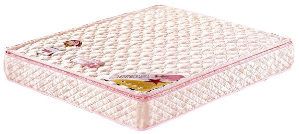 【森可家居】6x6.2尺三線防塵蹣護背床墊 7JX89-15
