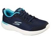 SKECHERS系列-GO RUN 400V2 女款深藍色網布慢跑鞋-NO.128000NVBL