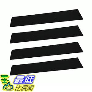 [106美國直購] 4 High Efficiency Replacement Honeywell Carbon Filters Fit FD-070 HFD-120 HFD-12-Q HFD-12-TGT