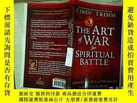 二手書博民逛書店THE罕見ART of WAR for SPIRTUAL BAT