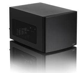 瑞典 Fractal Design FD 準系統系列 NOD-304 迷你機殼 永夜黑/極光白 / CSFDNOD-304BL / CSFDNOD-304WH