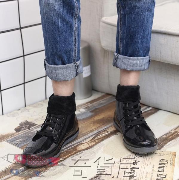 春夏男士成人下雨鞋男低筒水鞋夏季雨靴短筒防水防滑膠鞋時尚套鞋