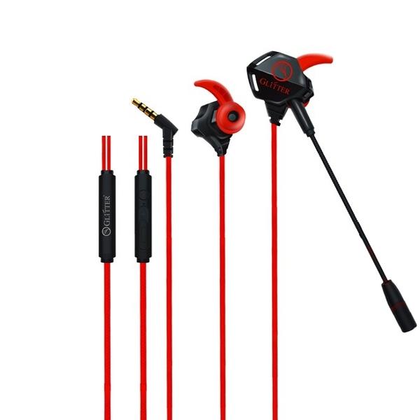 手遊專用耳機麥克風 入耳式耳麥 適用 電腦耳機 手機耳機 電競耳機 耳機麥克風
