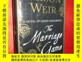 二手書博民逛書店The罕見Marriage Game A Novel of Qu