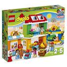LEGO 樂高得寶幼兒系列 市鎮廣場_L...