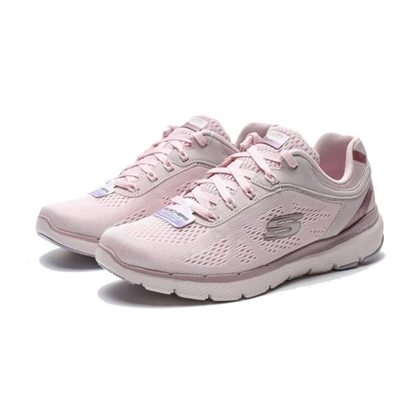 SKECHERS FLEX APPEAL 3.0 粉紫 透氣 網布 慢跑鞋 女 (布魯克林) 13059LTPK