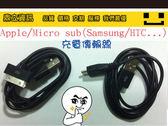 【鼎立】手機充電線samsung三星/s2/s3/HTC/Micro USB 傳輸線*現貨*台中可自取
