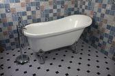 浴缸 東方衛浴/壓克力雙層保溫浴缸/獨立式浴缸/歐式貴妃浴缸1.2-1.7米 莎瓦迪卡