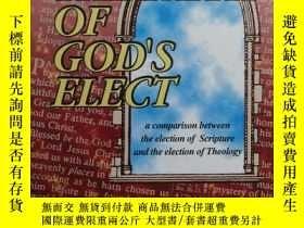 二手書博民逛書店THE罕見FAITH OF GOD S ELECT (英文版上帝