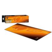 COUGAR 美洲獅 arena 競技版 XL 滑鼠墊 橘黑