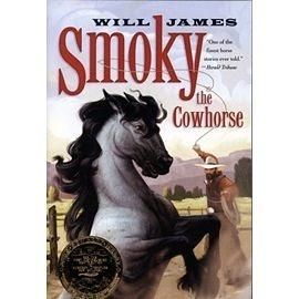 【紐伯瑞金牌獎】SMOKY THE COWHORSE