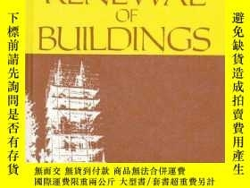 二手書博民逛書店Repair罕見and Renewal of Buildings