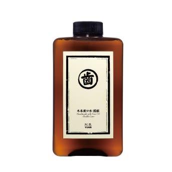 【阿原肥皂】木本漱口水-護齦500ml