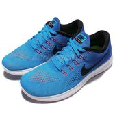 【四折特賣】Nike 慢跑鞋 Wmns Free RN Run 5.0 赤足 運動 藍 黑 白 女鞋【PUMP306】 831509-404