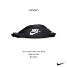 IMPACT Nike Heritage Hip Bag 黑 腰包 字體 斜肩包 小背包 超實用 霹靂包 BA5750-010