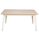 艾比餐桌 白洗色 Abby 150x90x75cm