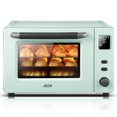烤箱電器電烤箱家用烘焙小型多功能全自動大容量40升 220V LX 雲朵走走