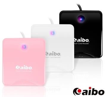 新竹【超人3C】aibo 彩色餅乾 ATM晶片讀卡機 支援最新 Win10 作業系統 適用財政部第二代晶片金融卡