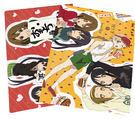 【2012國際書展】K-ON!輕音部-雙層L型資料夾-(14)