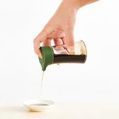 日本ASVEL觸控式80ml玻璃醬油壺(綠色)