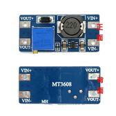 直流升壓模組 2-24V 轉 5-28V 2A(焊接式)