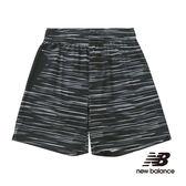 【New Balance】 運動短褲 AMS53053BGR 男 黑