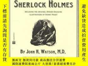 二手書博民逛書店The罕見Quotable Sherlock HolmesY256260 John H. Watson Mys