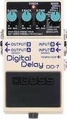 BOSS DD-7 數位延遲效果器 【Digital Delay/DD7/經典延遲/電吉他單顆效果器】