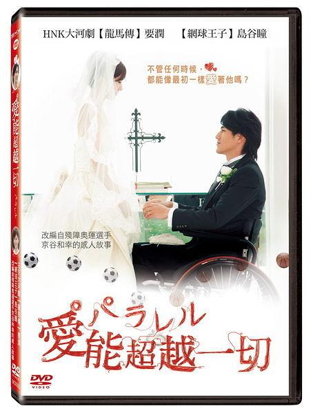 【停看聽音響唱片】【DVD】愛能超越一切