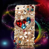 HTC Desire20 pro 19s 19+ 12s U11 EYEs U19e U12+ life U11+ 寶石愛心鑽殼 水鑽殼 手機殼 保護殼 訂製 DC