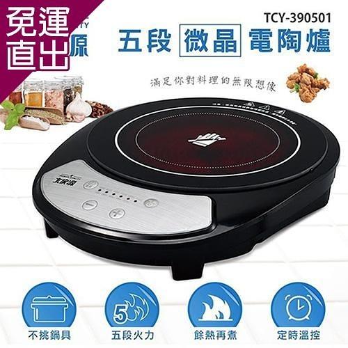 大家源 5段微晶電陶爐TCY-390501【免運直出】
