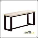 {{ 海中天休閒傢俱廣場 }} G-33 摩登時尚 餐椅系列 914-5 艾陶長板凳-洗白橡木面