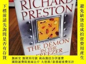 二手書博民逛書店The罕見Demon in the Freezer: A Tru